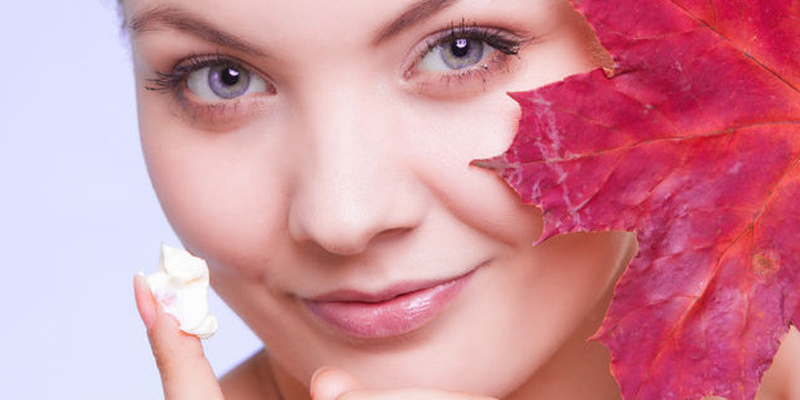 Consells per a pells seques a la tardor