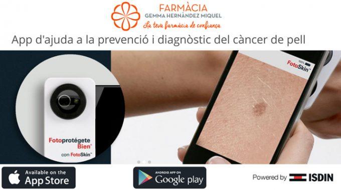 App Cancer De Piel Blog