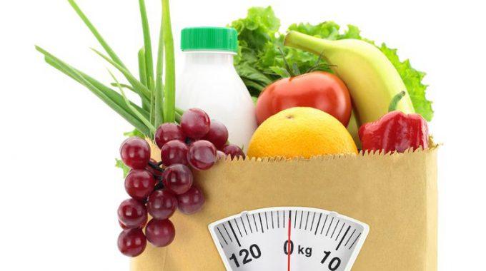 15210102 - Healthy Diet. Fresh Food In A Paper Bag