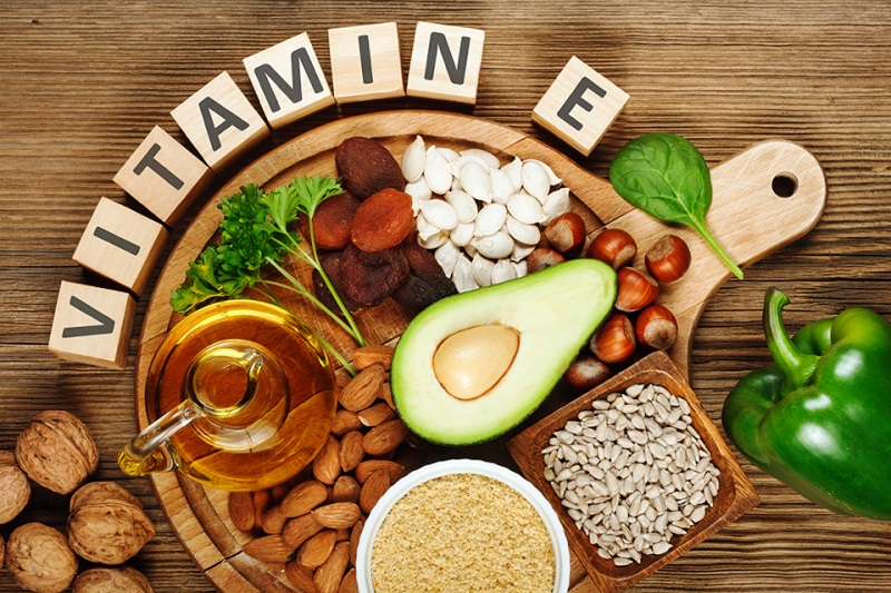 Vitamina E: L'antioxidant Natural